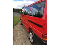 Lovely 8 seater Caravelle 52 plate , lots of space, lovely to drive, 163000 Miles.