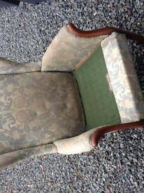 Parker Knoll Fireside Chair (SOLD)