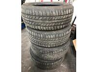 4x 255/55/19 Goodyear tyres ! (Land Rover Range Rover 4x4)