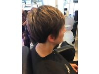 Short hair models required at Caldow Salon Haymarket Edinburgh