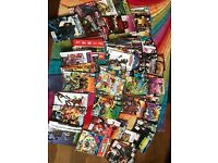 Over 100 Marvel & DC Comics for sale. Job lot.