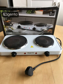 Elgento 2500W Table top cooker