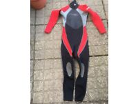 Childs large wetsuit