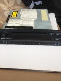 Bmw radio/cd