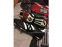 Adidas kaiser 5s size 10.5 Perfect condition