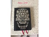 Skull Notebook!