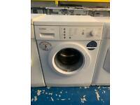 Bosch white good looking 7kg washing machine