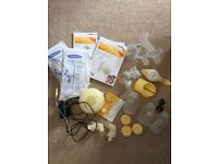 Medela Swing Electric and Harmony Breast Pumps - plus EXTRAS
