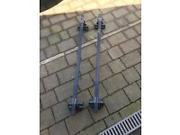 Roof bar for roof box car 115 cm long but u can use small to big for some car look pic