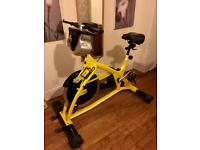 Xbike spinning indoor bike very good condition rrp £1200