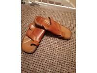 Brand new men' s sandal size 42