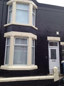 3 Bedroom Home Anfield Available June £550 pcm