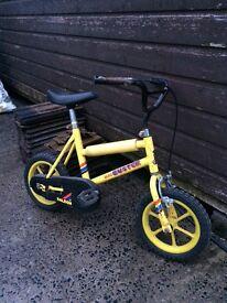 1980s Raleigh Magbuster Bike