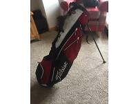 Titleist Golf Stand / Carry Bag - Great Condition