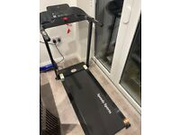Speedy sports foldable treadmill