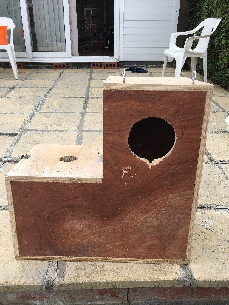 PARROT/BIRDS BREEDING BOX
