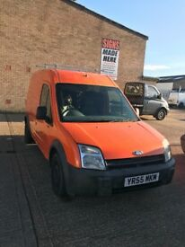 2005 lwb hightop ford transit connect with sld ready to go