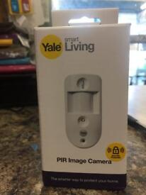 Yale pir image . New and sealed