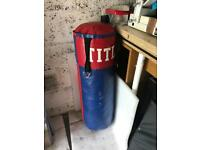 Title Boxing Bag