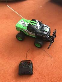 Remote control toy cars x 2