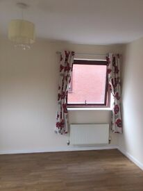 Spacious 2 Bedroom First Floor Apartment with Balcony, Ensuite, in Broughton Nicely Decorated