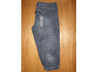NEXT 3/4 length trousers size 12