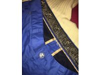 Hermes Men's Blue Trouses