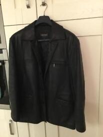 Gents Lakeland Fine Leather Jacket