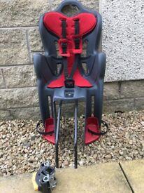 Child's bike seat