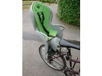 Hamax rear child bike seat