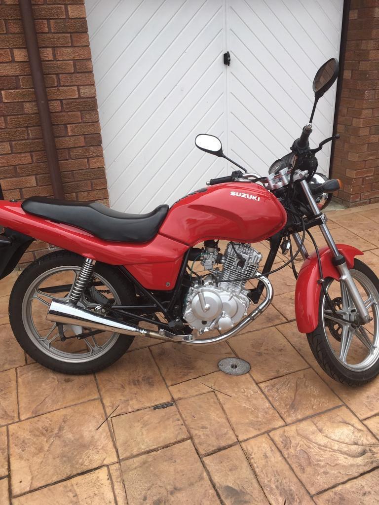 Suzuki GX 125 (2003) - názory motorkářů, technické
