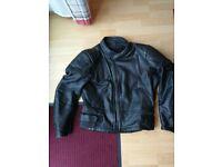 Ashman men's motorcycle jacket
