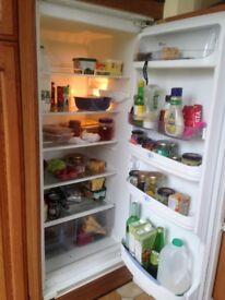 Whirlpool integrated fridge