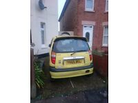 Hyundai Amica £370 Cheap first car