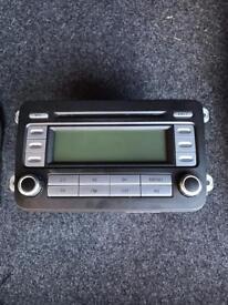 RCD300 Volkswagen Golf mk5 radio + PIN