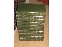 Charles Dickens Centennial Edition 10 volumes
