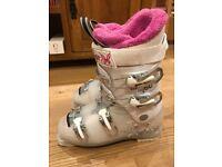 Lange Girls Youth Ski Boots 24.5