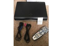 Sky+ HD Box and remote excellent condition