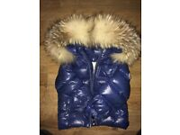 Boys moncler jacket genuine