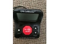 CPR V202 Call Blocker - Block All Types Of Nuisance Calls boxed as new