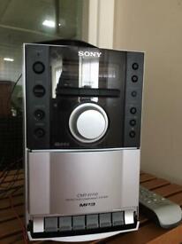 Sony micro cd system