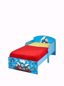 Thomas & Friends Thomas the Tank Engine Toddler Bed by HelloHome BARGAIN Price