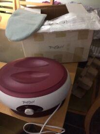 Paraffin Wax Heater