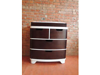 Stylish unique baby changer / Chest of Drawers (Delivery)