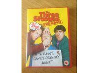 The Three Stooges movie dvd