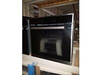 UBMFM60SS.1 60cm Multi Function Electric LED Oven