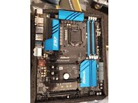 Z97 Extreme 4 Rock Motherboard - Never used
