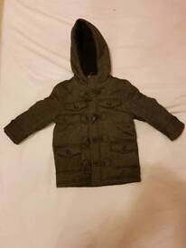 Mothercare Boys coat