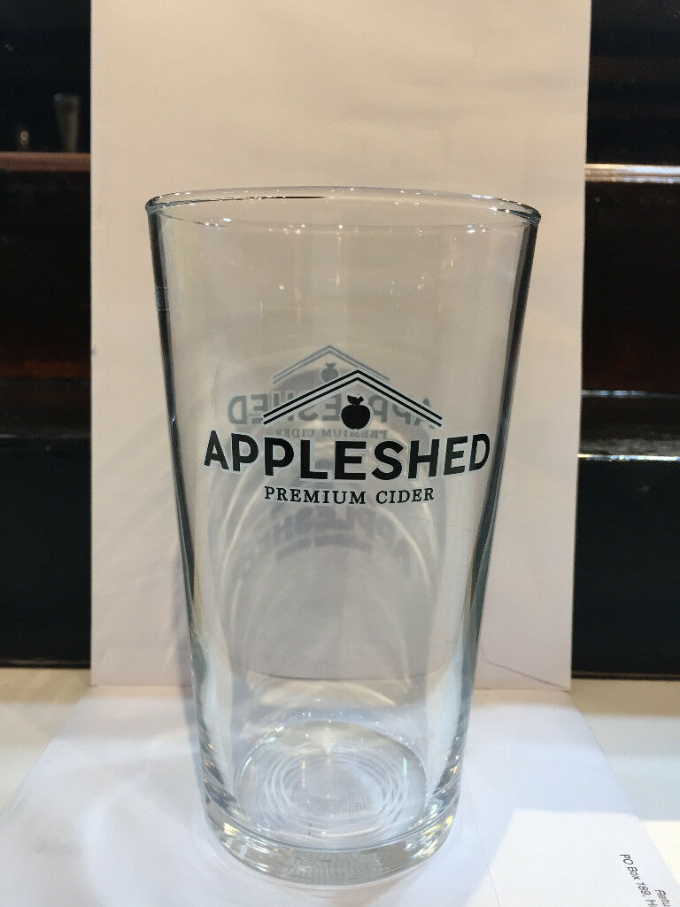 Appleshed Cider Pint Glass