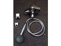 Roca Taps & Mixer with Shower Head - used once in new property to test
